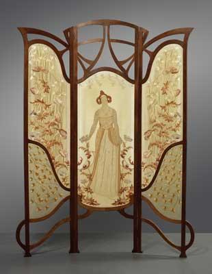 tentoonstelling art nouveau Den Haag