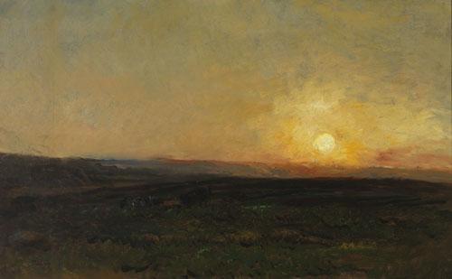 tentoonstelling Van Courbet tot Israëls